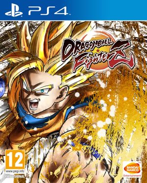 Dragon Ball FighterZ Cover.jpg